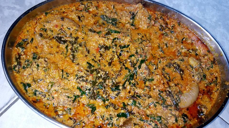 afrikansk mat recept