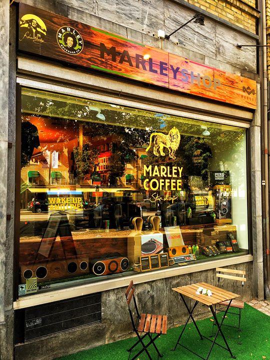 marley coffee stockholm