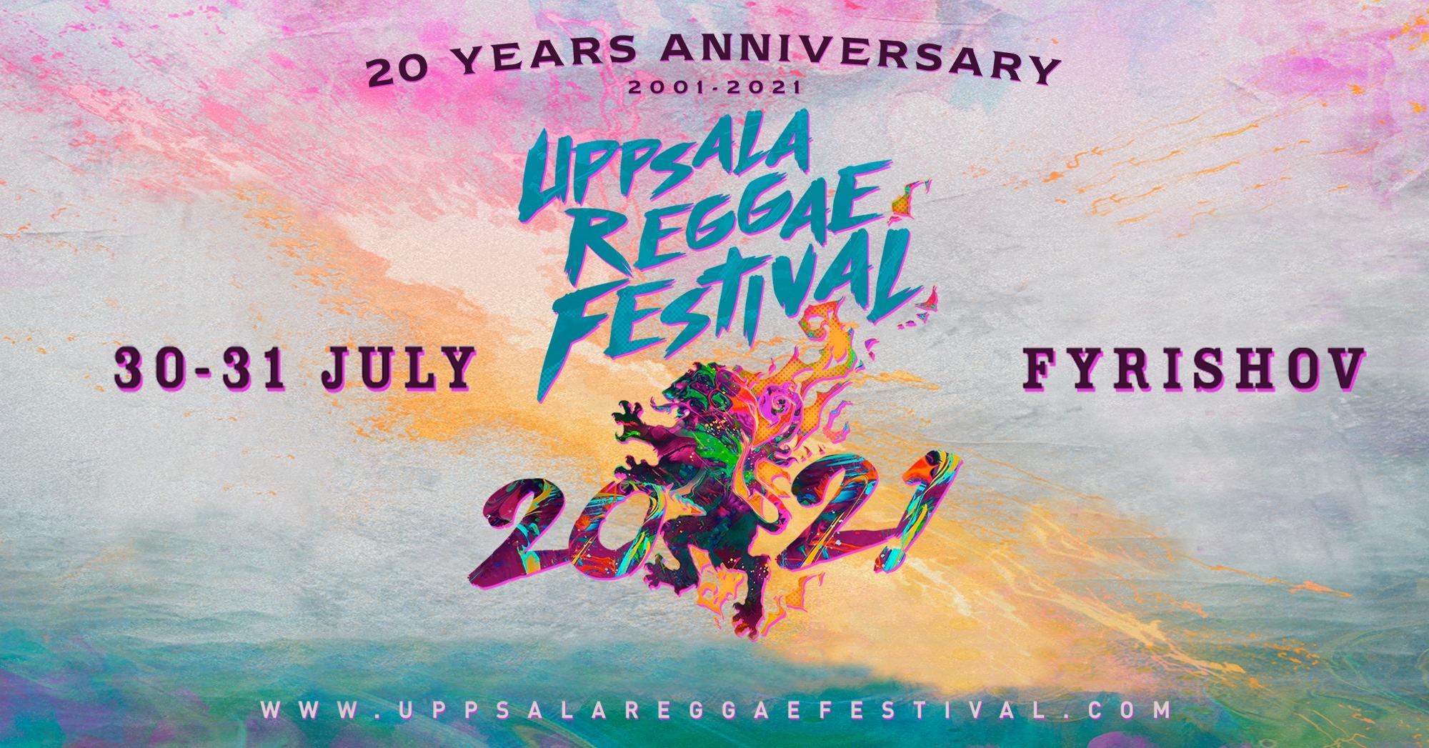Festival: Uppsala Reggae Festival 2021