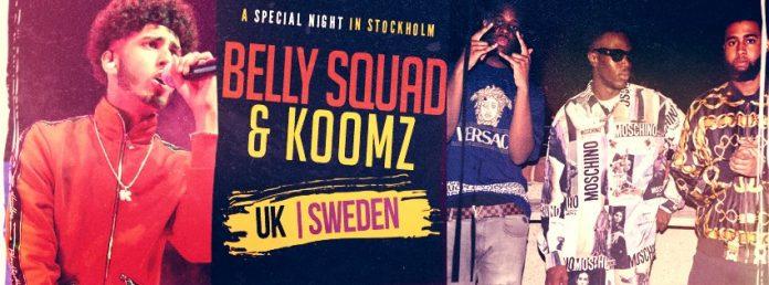 Belly Squad & Koomz