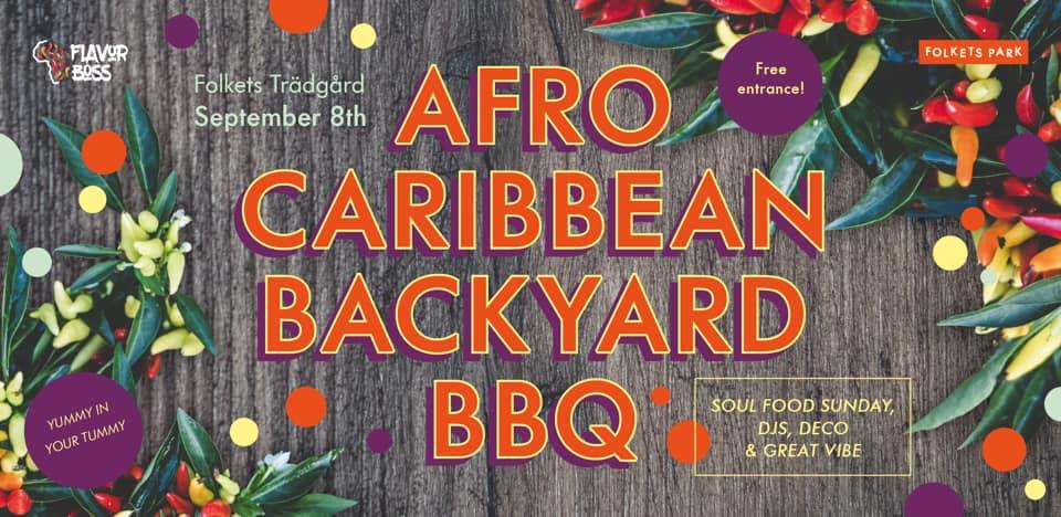 EVENEMANG: Flavor-Boss Backyard BBQ i Folkets Trädgård (MALMÖ)