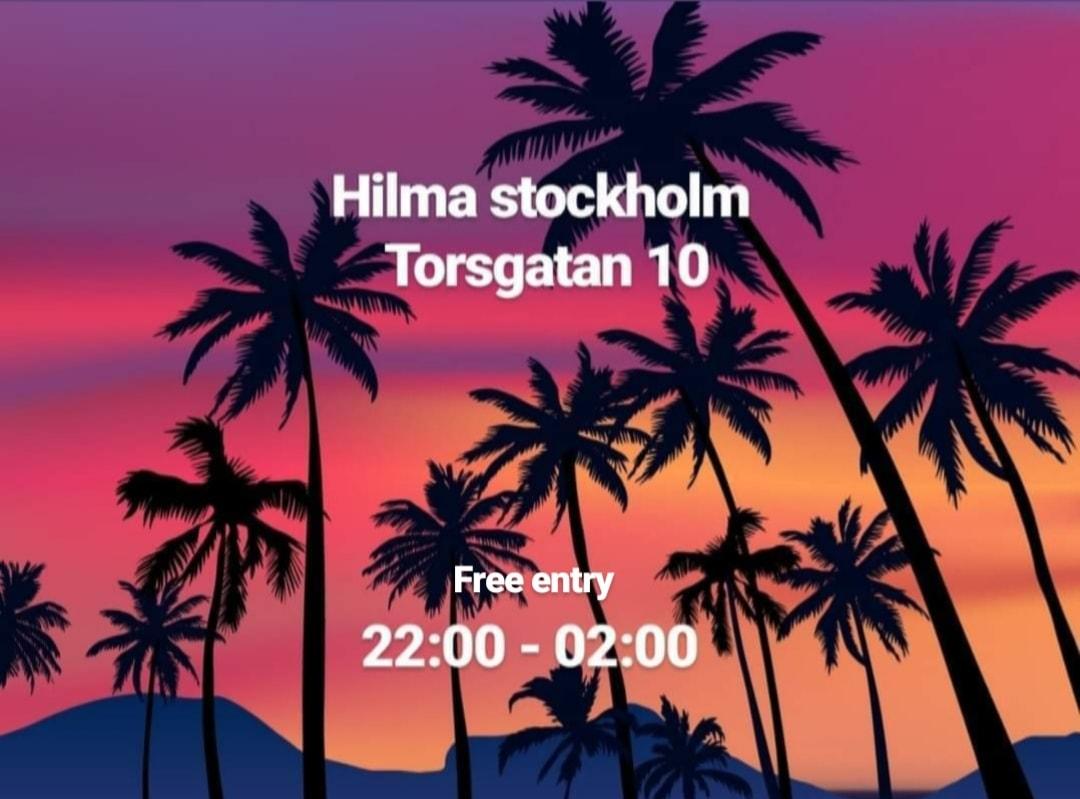 KLUBB: Afrobeat Dancehall Hiphop R&b soca at Hilma stockholm