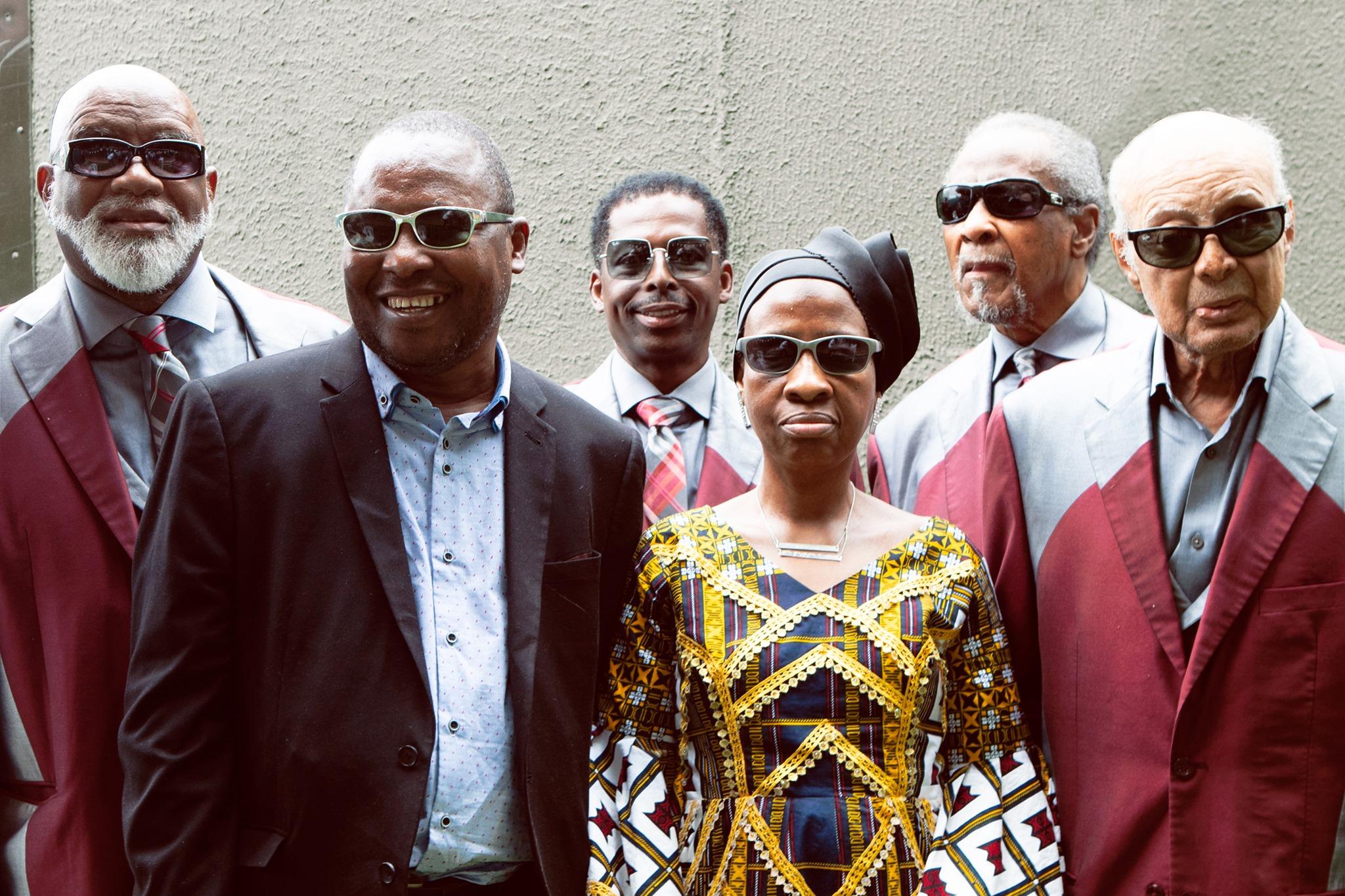 KONSERT: Amadou & Mariam och Blind Boys of Alabama - STOCKHOLM
