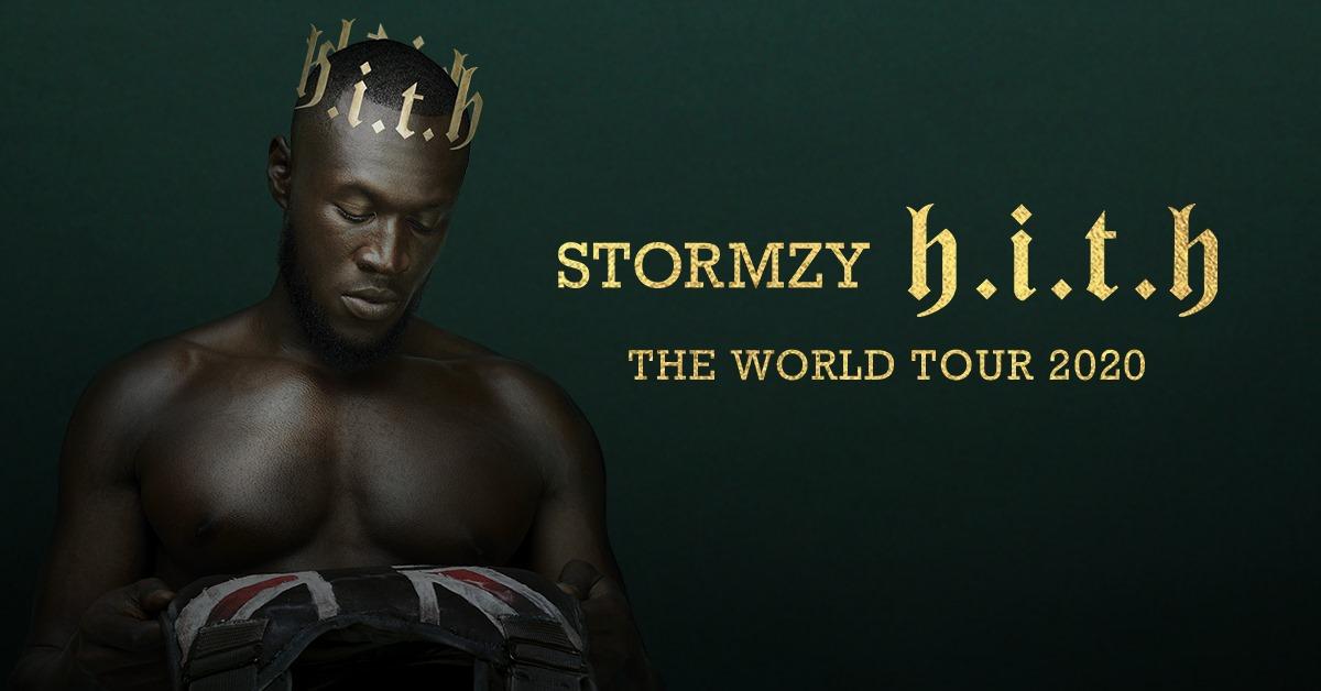 KONSERT: Stormzy | Annexet -  Stockholm