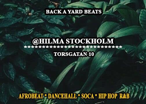 KLUBB: Afrobeats Dancehall Soca Hiphop R&b (GUEST LIST ONLY) - STOCKHOLM