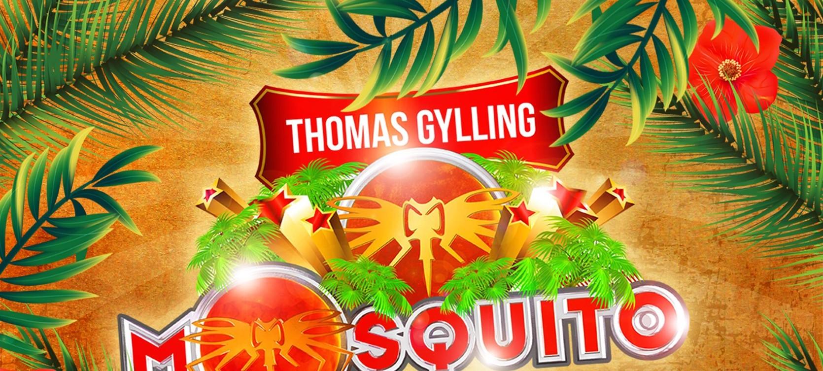 LIVESTREAMKLUBB: Klubb Mosquito live @thomasmosquito (Soca, afrobeats, dancehall, soukouss!)