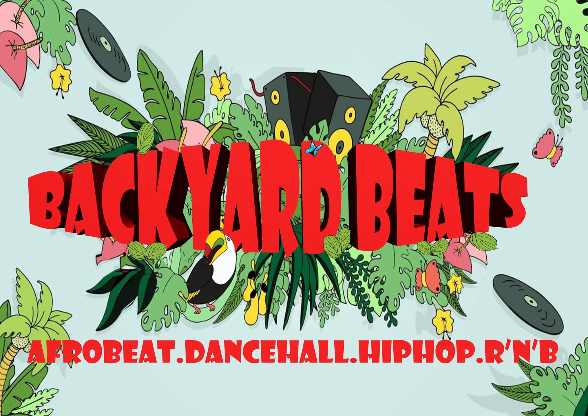 Evenemang: Back a yard Beats with DJ Sonic Madagascar at Hilma Stockholm