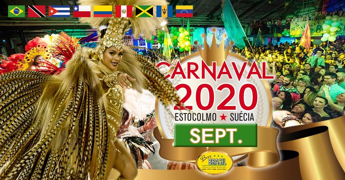 EVENEMANG: Carnaval de Estocolmo 2020