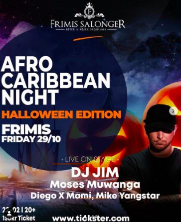 KLUBB! Afro Caribbean Night  - (ÖREBRO)