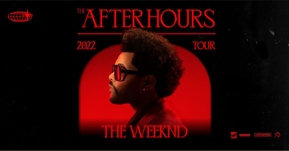 The Weeknd - After Ahours Tour 2022
